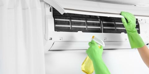 come pulire il condizionatore dopo l'estate