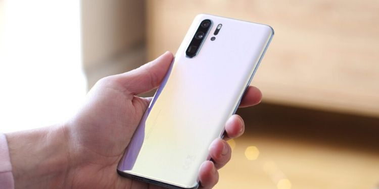 Android 10 P30 Pro