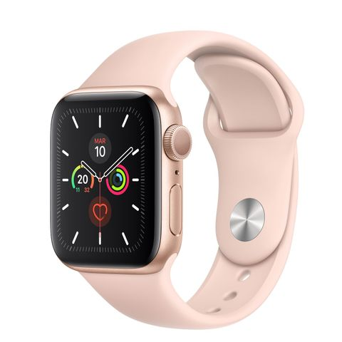 Apple Watch 5 40mm Rosa Oro