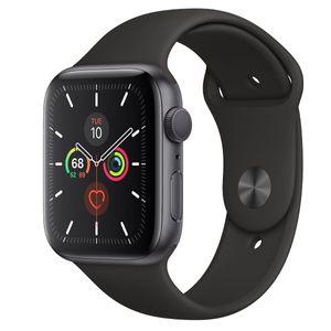 Apple watch series 5 44 mm black