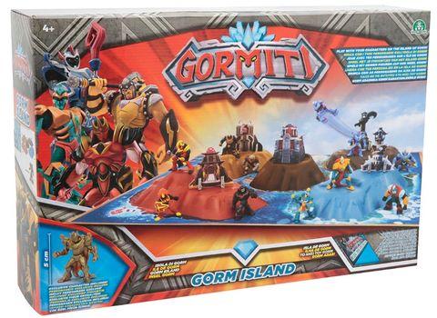 Giochi Preziosi Gormiti Isola di Gorm