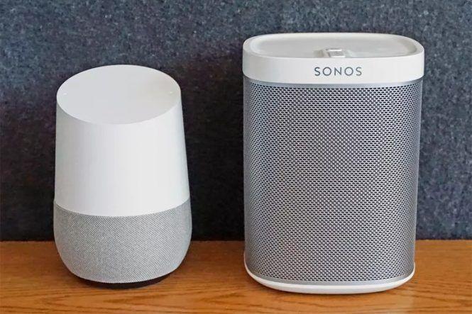 Google e Sonos
