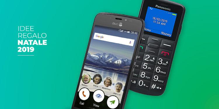 Idee regalo cellulari per anziani