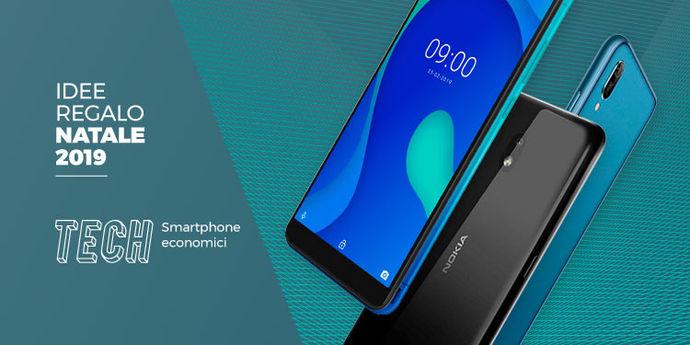 Idee regalo smartphone economici