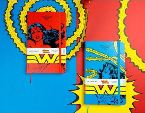 Moleskine Wonder Woman