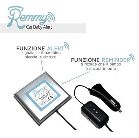 Remmy Car Baby Alert