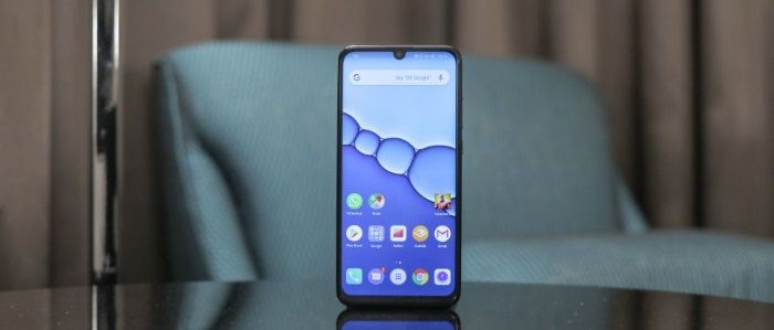 Smartphone Huawei P Smart plus 2019