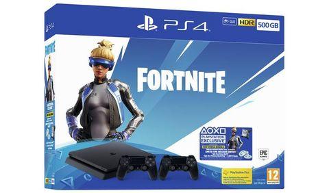 Sony PlayStation 4 (500GB) Fortnite