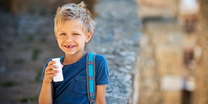 fermenti lattici per bambini