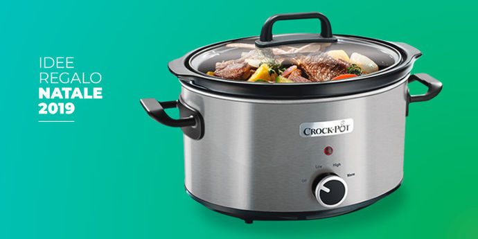 Idee regalo natale slow cooker