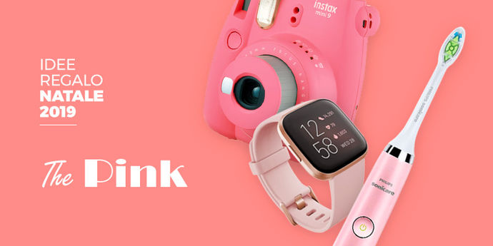 Idee regalo rosa pink