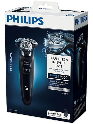 Philips Shaver Series 9000 Wet and Dry S9031 13