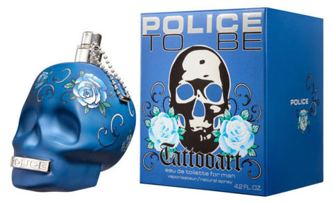 Police To Be Tattooart for him 40ml