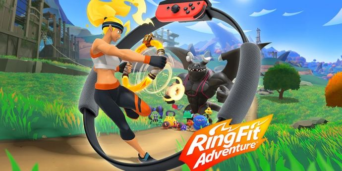 Recensione Ring Fit Adventure