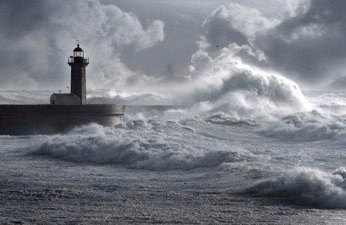 fotografare la tempesta