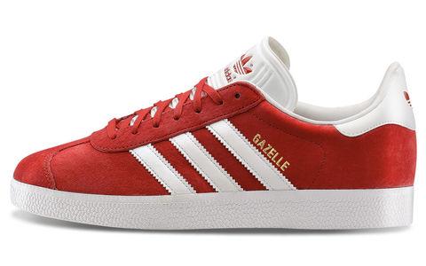 scarpe adidas gazelle rosse