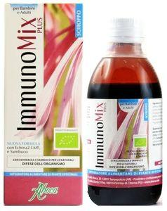 Aboca Immunomix Plus Sciroppo 210g