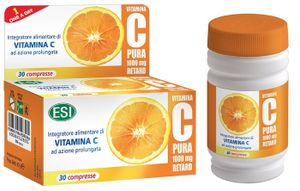 Esi Vitamina C Pura Retard
