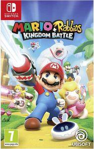 Mario e Rabbids Kingdom Battle