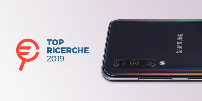 Smartphone piu cercati 2019