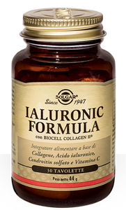 Solgar Ialuronic Formula