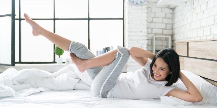 buoni propositi: fare ginnastica
