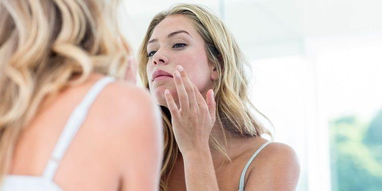 come curare la pelle impura