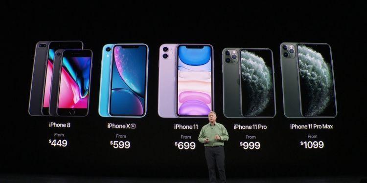 gamma iphone