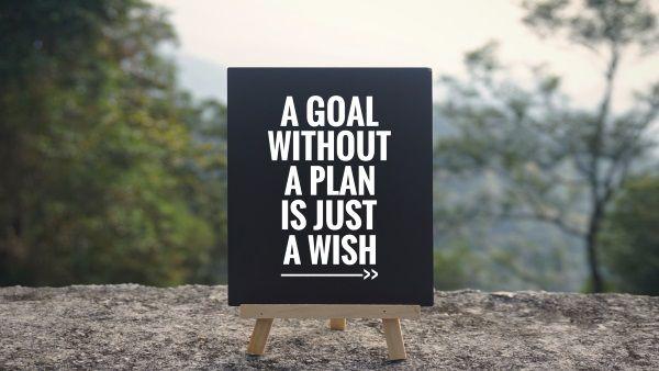 obiettivi realistici e concreti