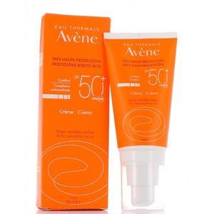 Avene Crema Solare SPF50plus 50ml