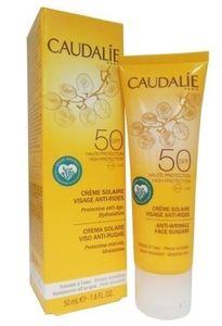 Caudalie Crema Solare Viso Anti-Rughe SPF50