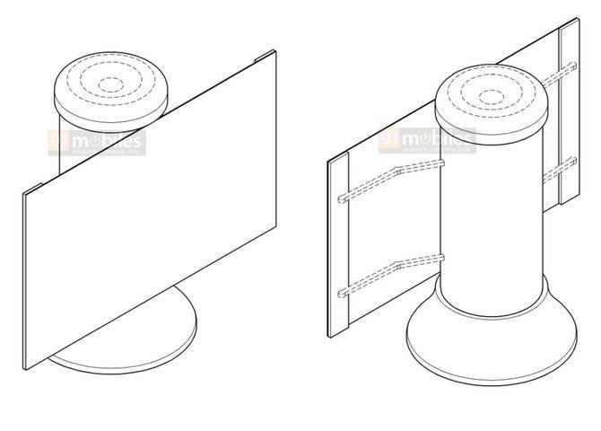 Samsung brevetto