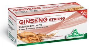 Specchiasol Ginseng Strong 12fiale