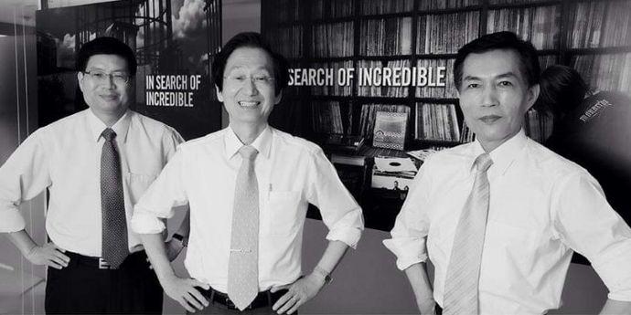 TH Tung Ted Hsu Wayne Hsieh e MT Liao