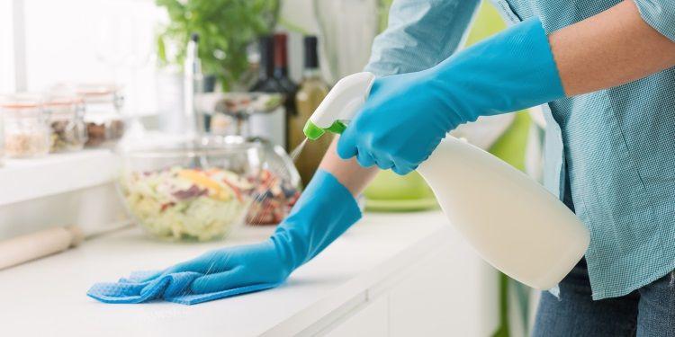 come igienizzare la casa