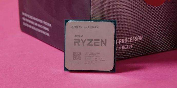 AMD Ryzen 3600X