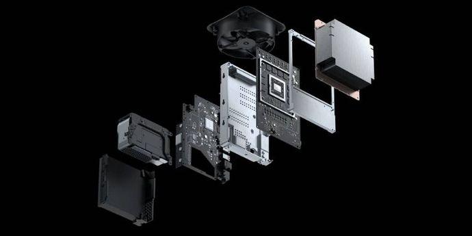 Hardware Series X