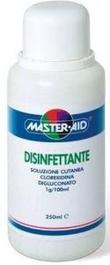 Pietrasanta Pharma Master Aid disinfettante soluzione cutanea 250ml