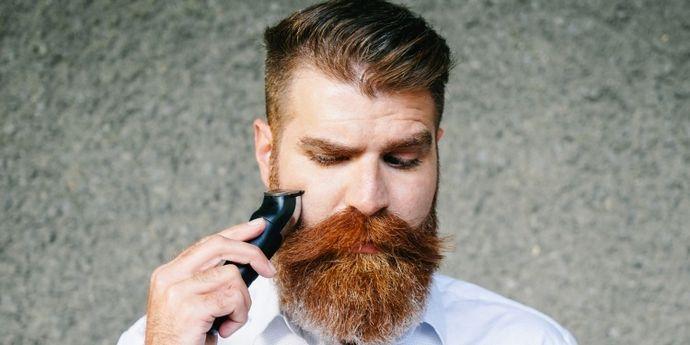 cura capelli e barba in casa