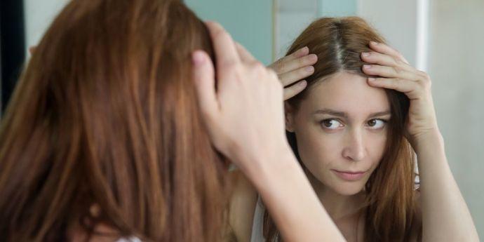 cura dei capelli a casa