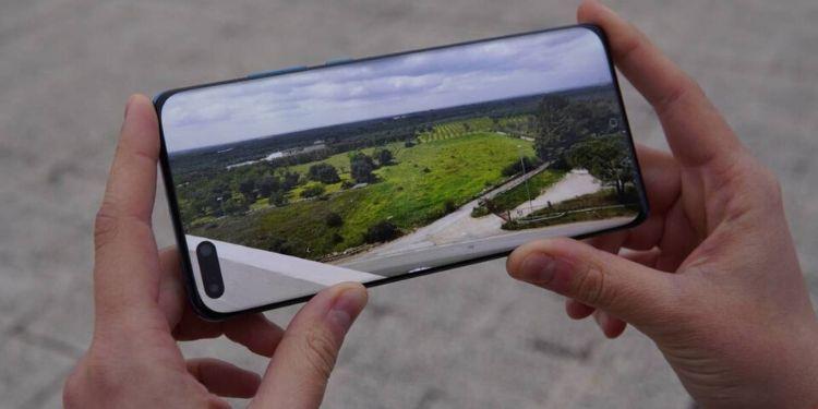 Display Huawei P40 Pro 256GB