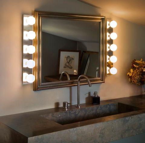 Faro Barcellona Lass 63009 lampada a specchio 5 luci