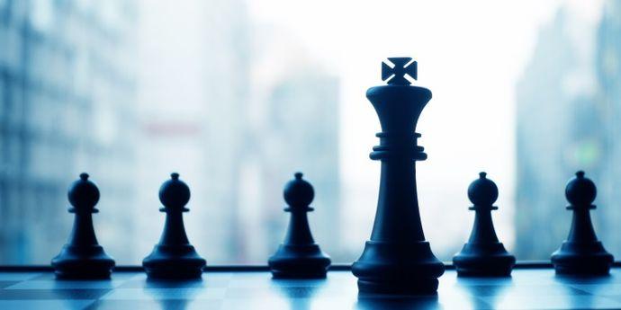 Garry Kasparov re degli scacchi