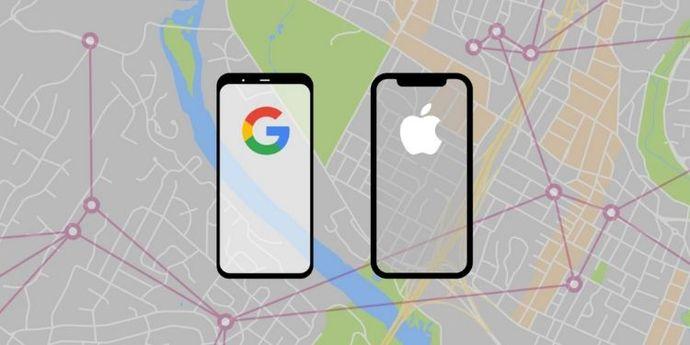 Google e Apple
