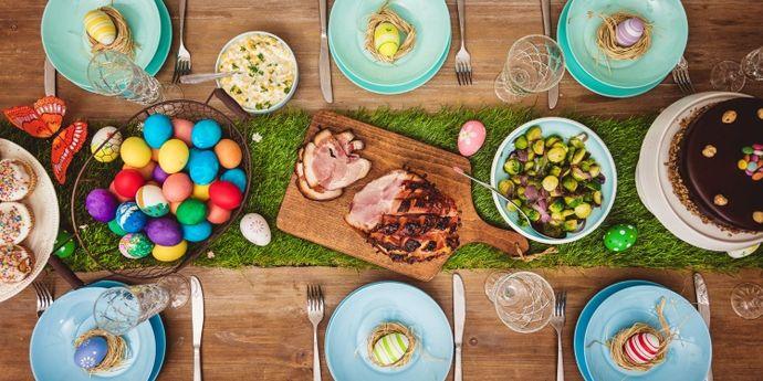 La Pasqua nel mondo tra usanze e piatti tipici