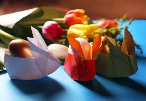 origami di pasqua