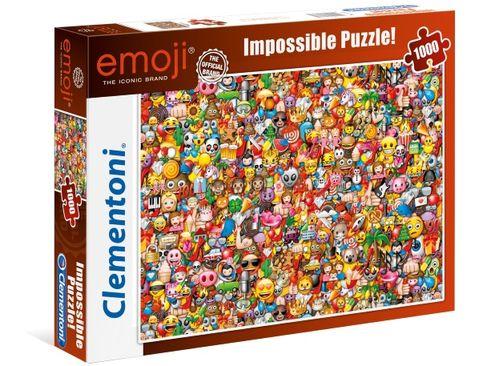 puzzle clementoni impossible