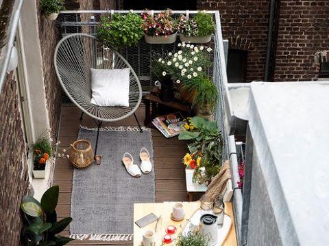 tappeti per balcone