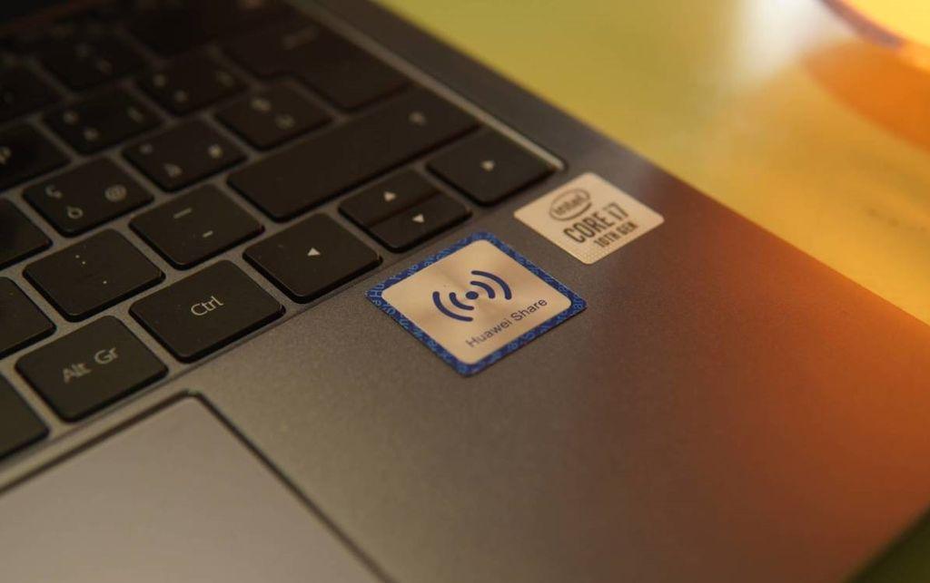 Airdrop Huawei MateBook X Pro 2020