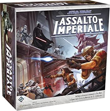 Asmodee Star Wars Assalto